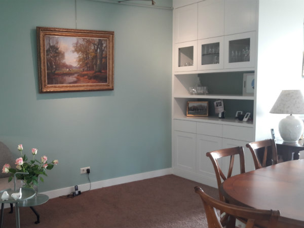Roomdevider In Woonkamer : Kamer hoge kast als room divider u2013 roosmarijn