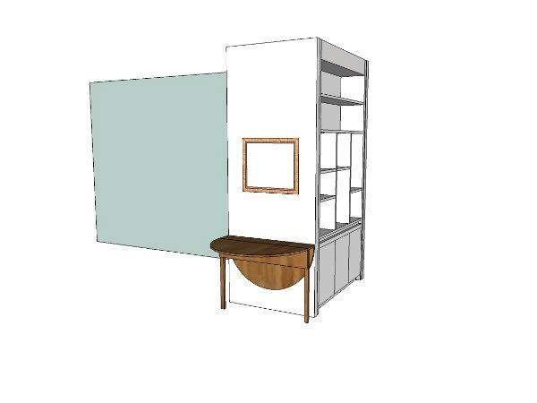 Roomdevider In Woonkamer : Roomdivider heemels interieurwerken