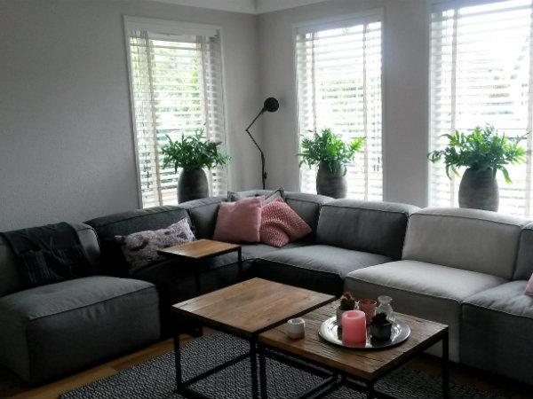 Loungebank woonkamer Broek op Langedijk – Roosmarijn ...